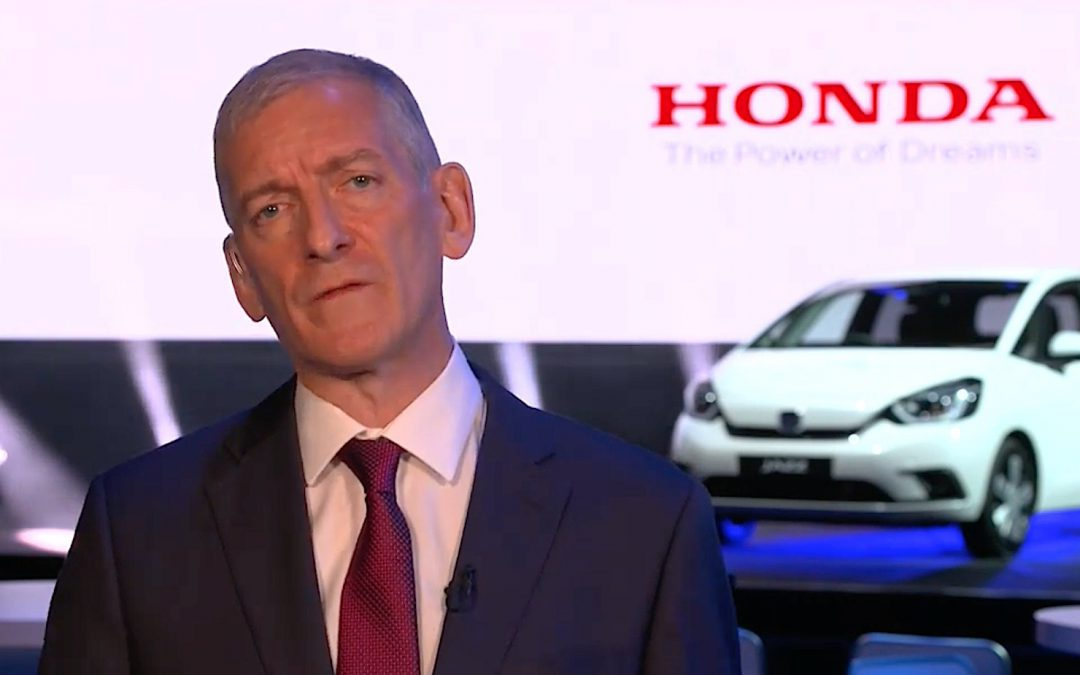 Honda Selling Electric Vehicles Only in Europe by 2022