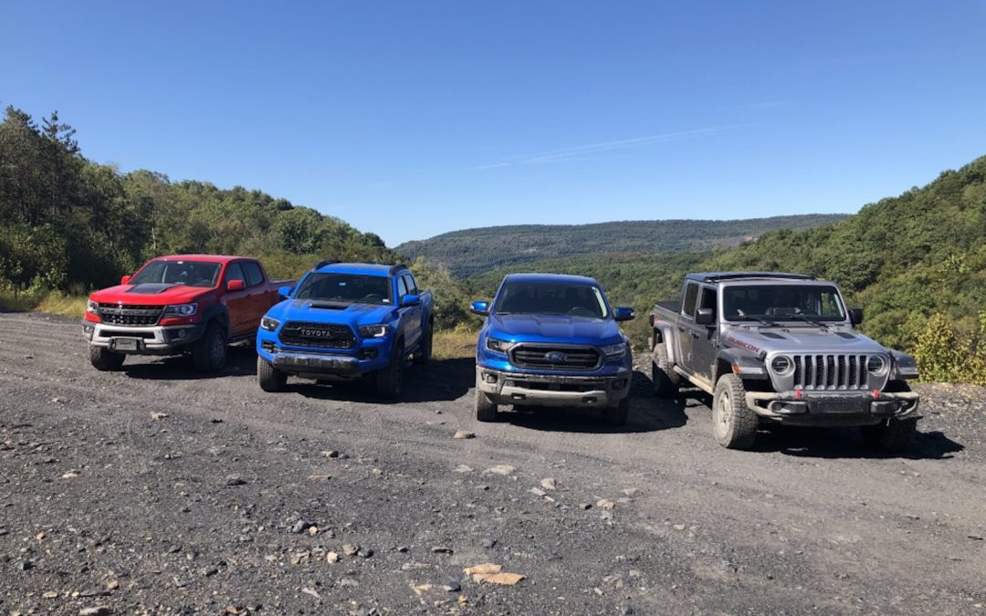 Testing the Best of Off-Road Offerings on Trail Trek Tour