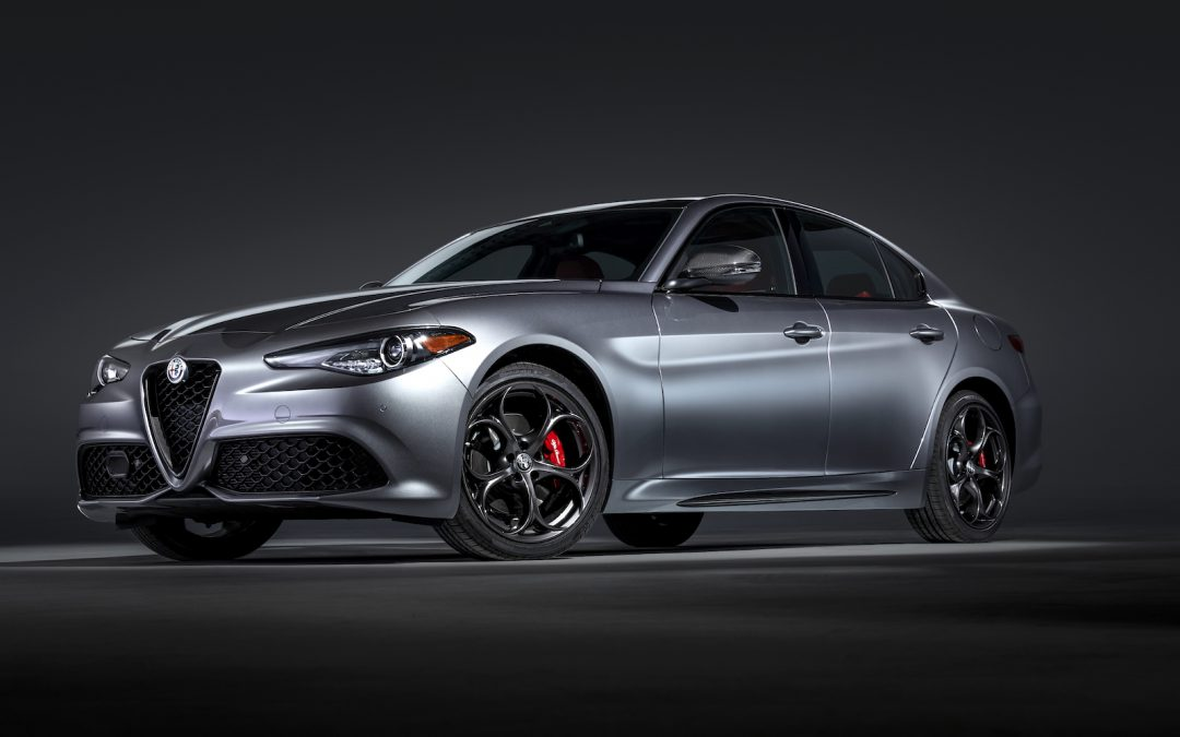 FCA Gives 2020 Alfa Romeo Giulia, Stelvio a Boost for L.A. Auto Show