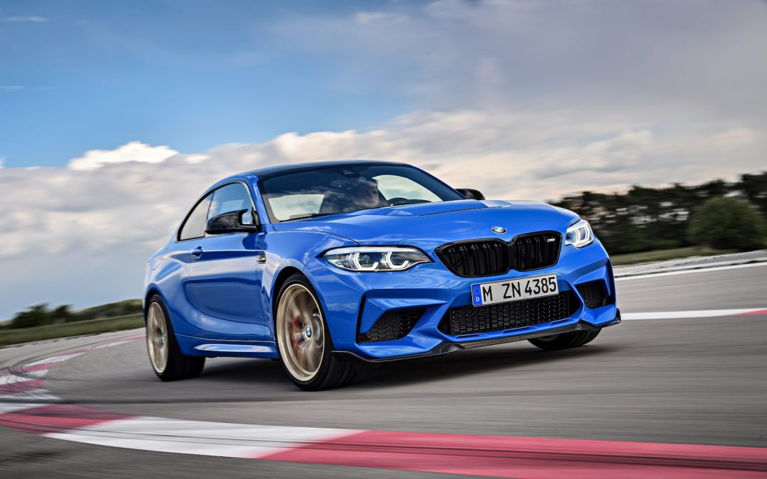 BMW Debuts New M2 CS Coupe