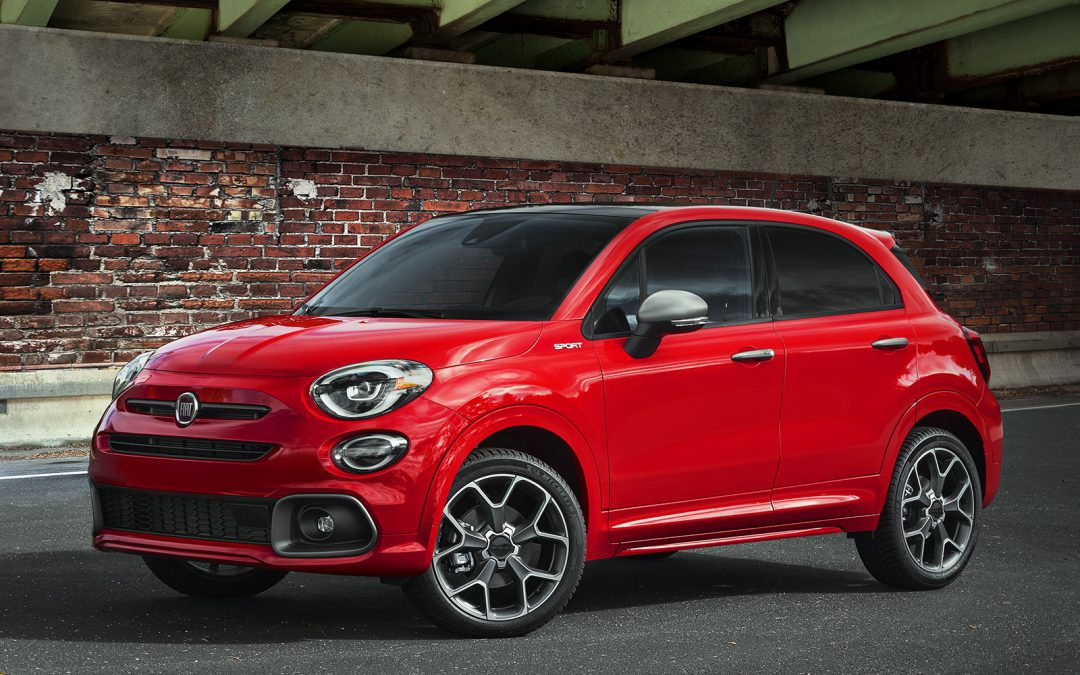 In Bid for Survival, Fiat Bringing New 500X Sport Model to U.S.