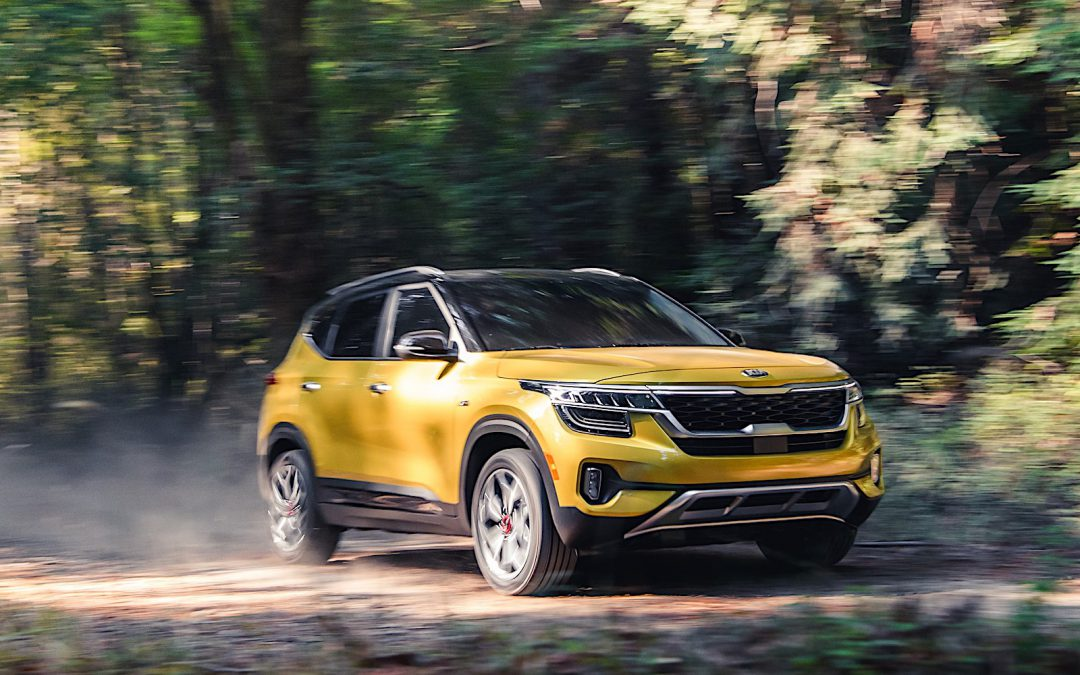 New Seltos Completes Kia's Sport-Utility Line-up