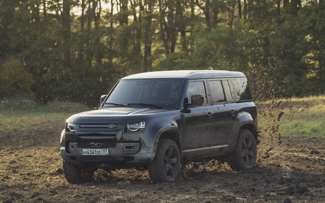 Land Rover Expects New Defender to Appeal to Wider Audience