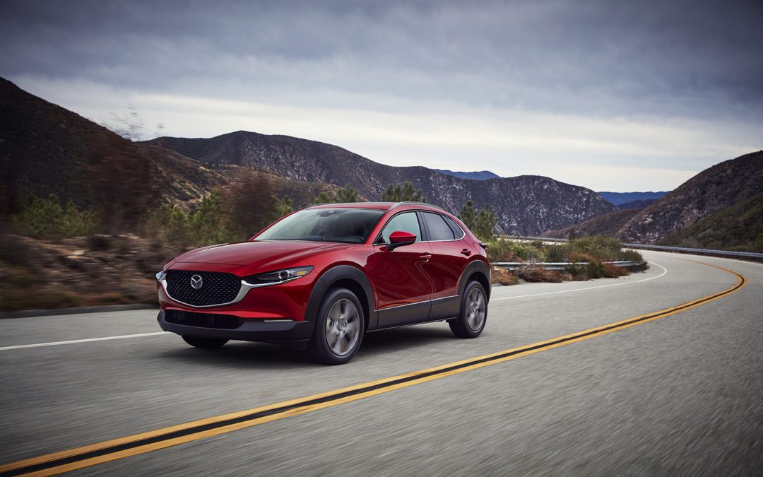 Mazda Squeezes the New CX-30 into its Expanding Crossover Line-up