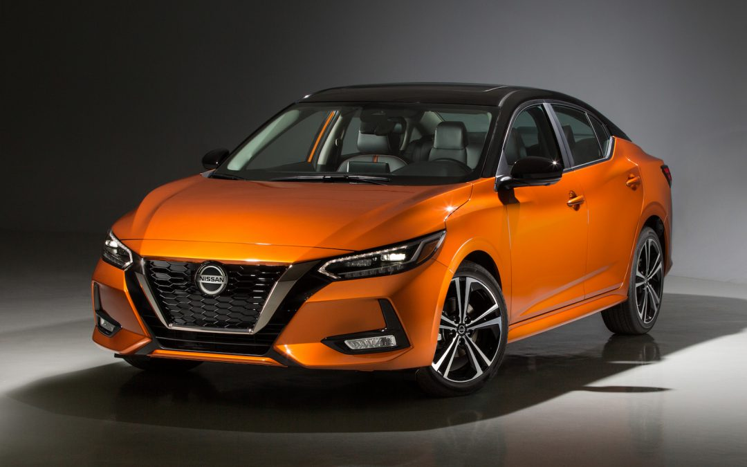 2020 Nissan Sentra Gets a Bolder Design, More Power, More Tech