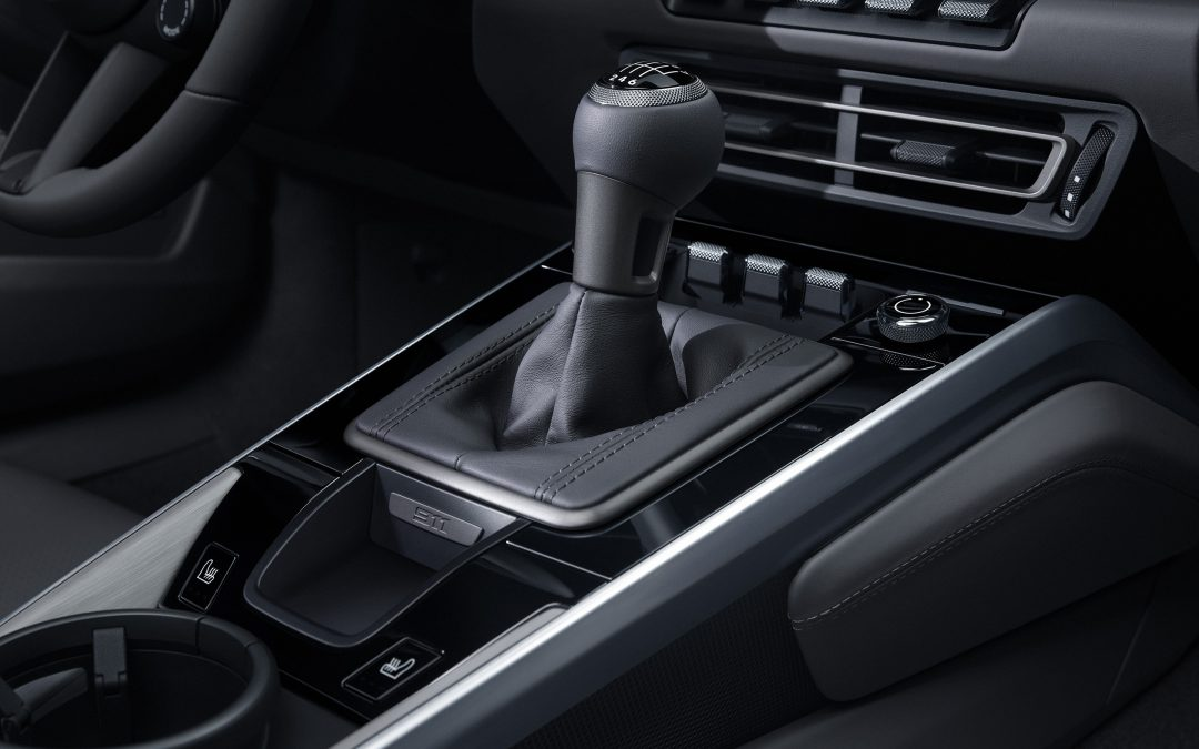 Americans Now Buying More EVs than Cars with Manual Transmissions