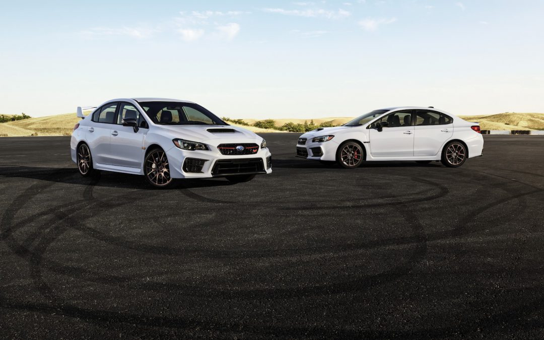 Subaru WRX Drivers More Likely to Get Speeding Tickets