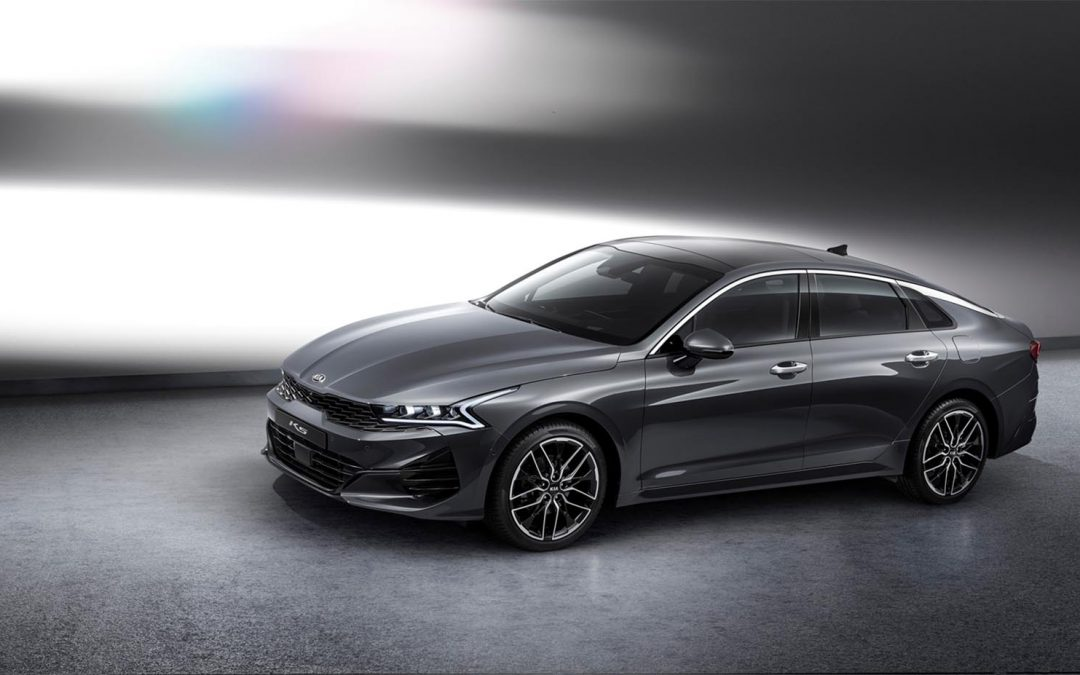 Kia's Korean K5 Previews U.S. Market's 2021 Optima Sedan