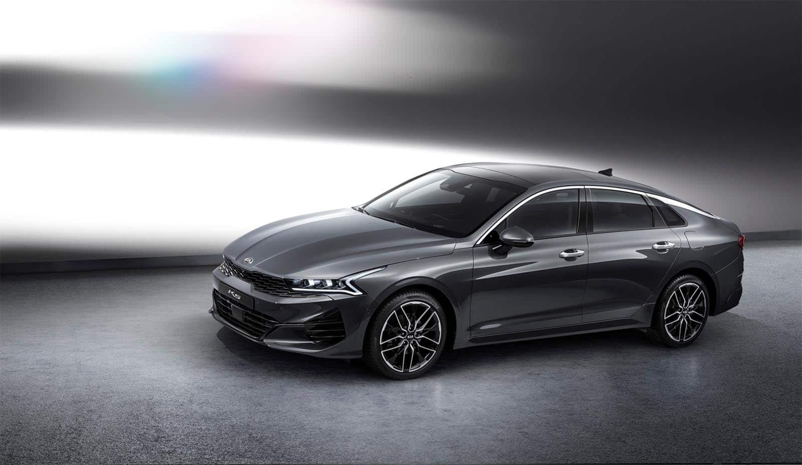 kia's korean k5 previews us market's 2021 optima sedan