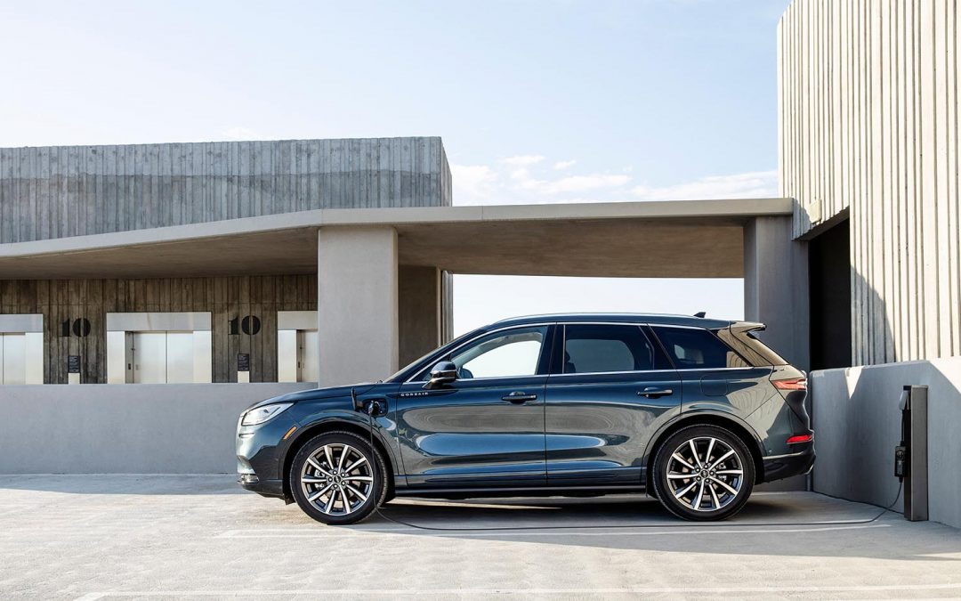 Lincoln Corsair Grand Touring Set to Become Luxury Brand's 2nd PHEV