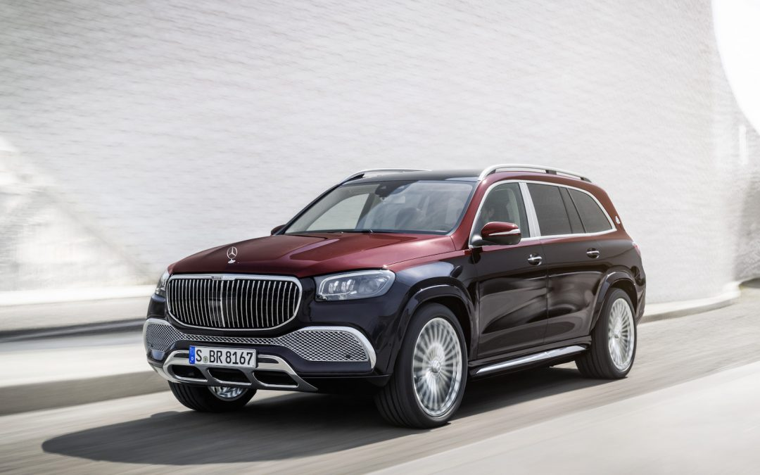 Mercedes-Maybach Latest Maker to Join the SUV Club
