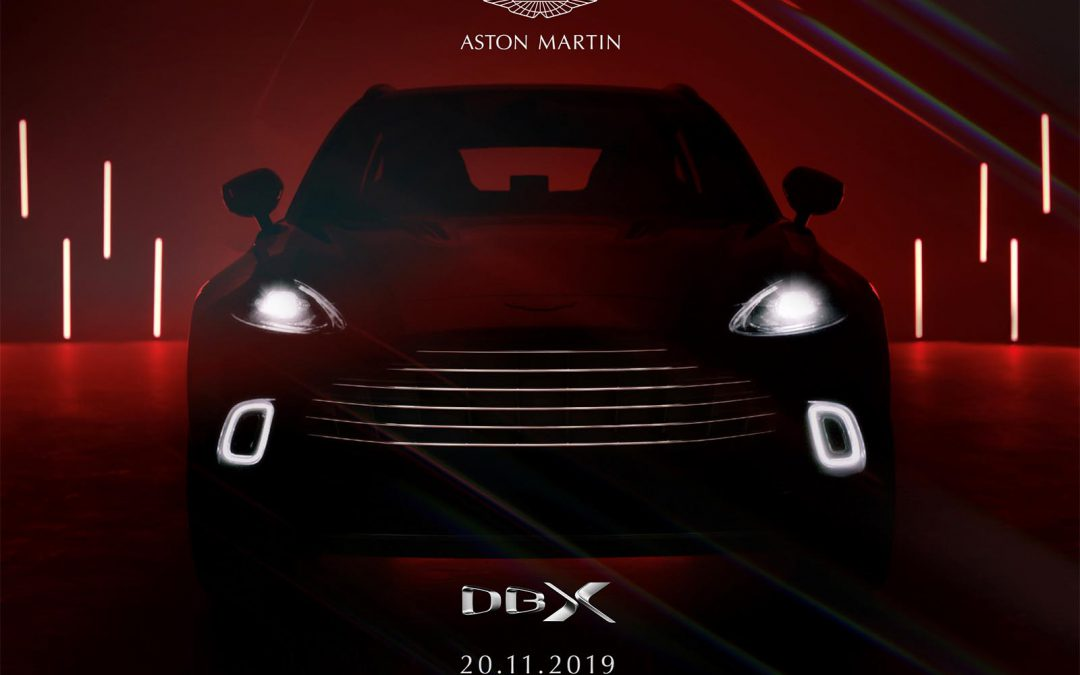 Aston Martin Offers Inside-Out Look at DBX Ahead of Simultaneous LA/Beijing Debut