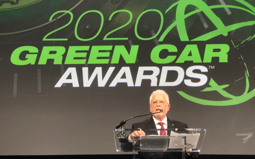 Green Car Awards Honor Hybrids and Diesels, But No EVs, Oh, My!