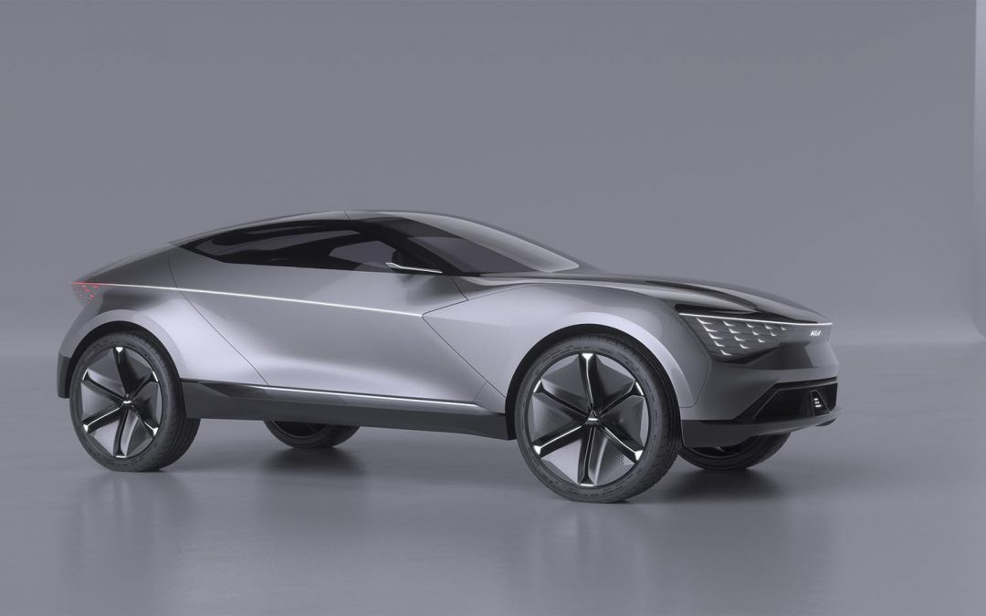 Kia Futuron: An EV Design the Jetsons Would Love