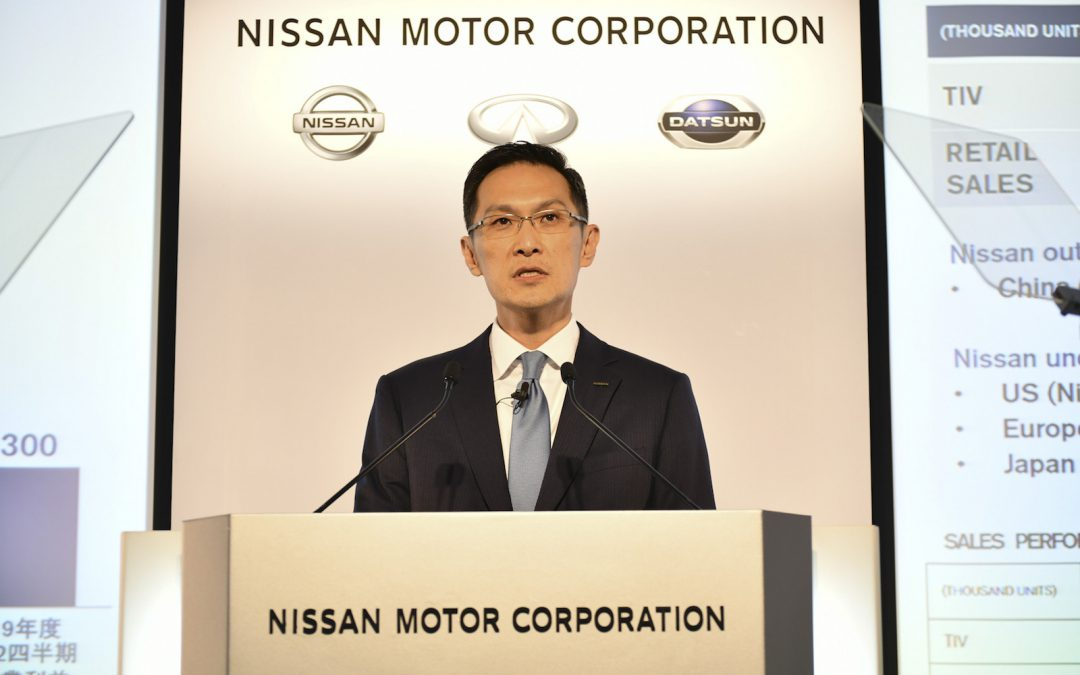 Nissan Q2 Operating Profit Falls More Than 70 Percent