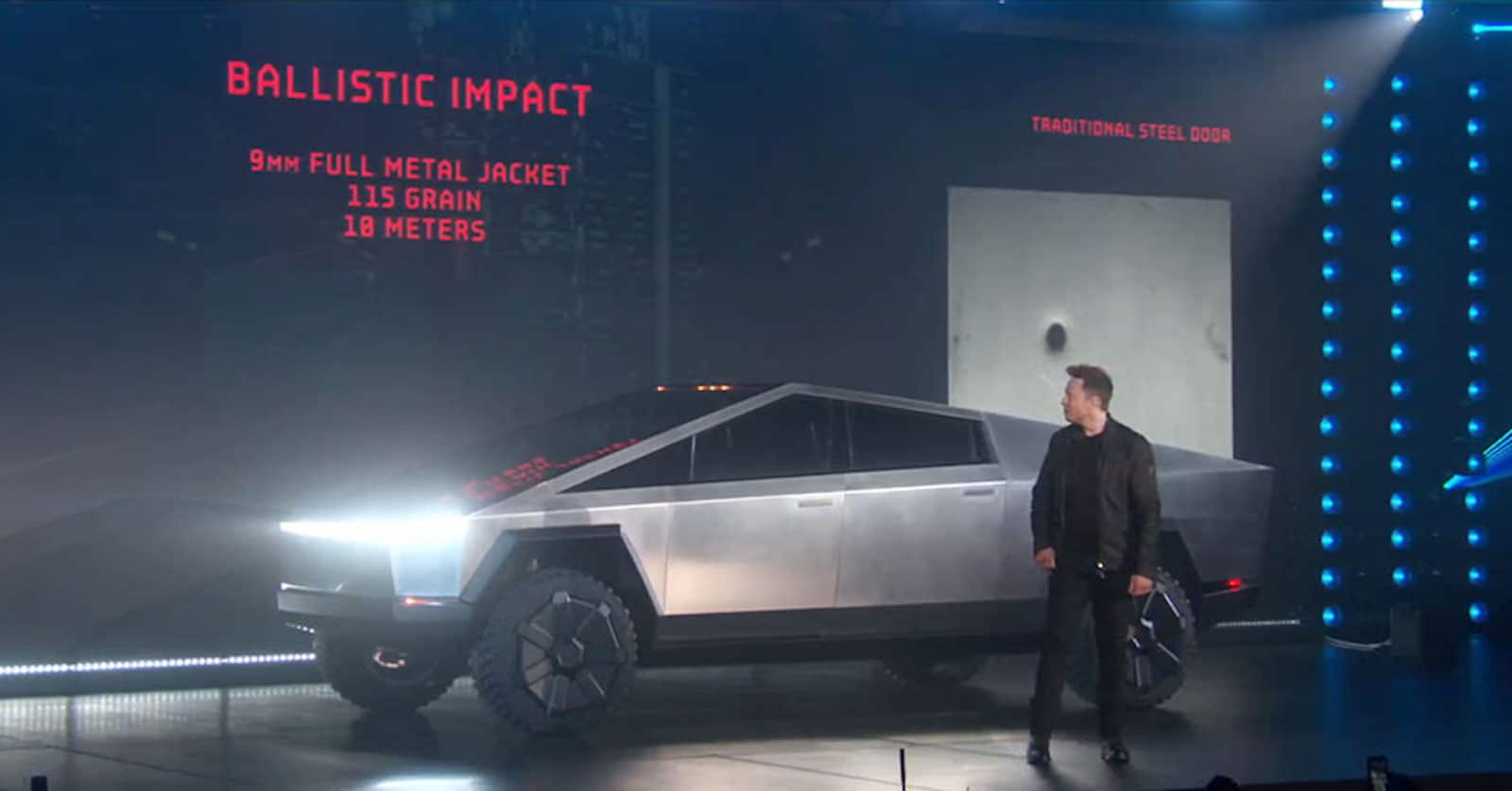 Commentary Tesla S New Cybertruck Makes The Long Derided Pontiac Aztek Look Good In Comparison The Detroit Bureau