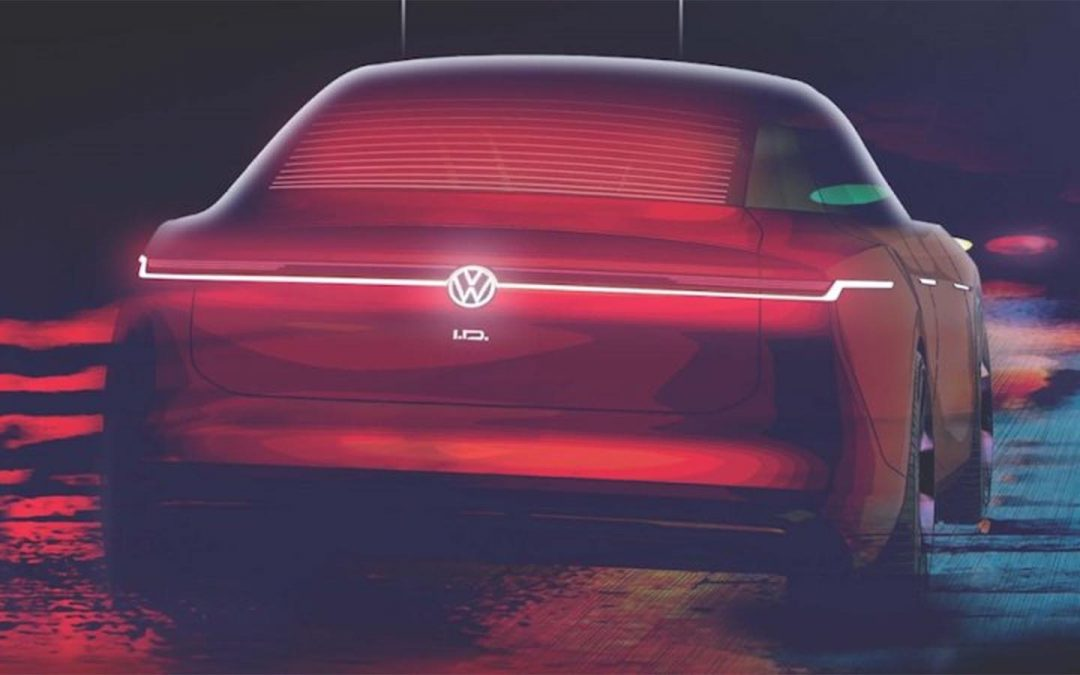 VW Set to Unveil New EV Concept in LA as Part of Global Onslaught