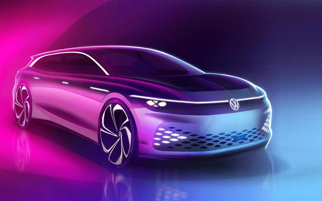 VW ID Space Vizzion is a Down-to-Earth Concept Coming to LA Auto Show
