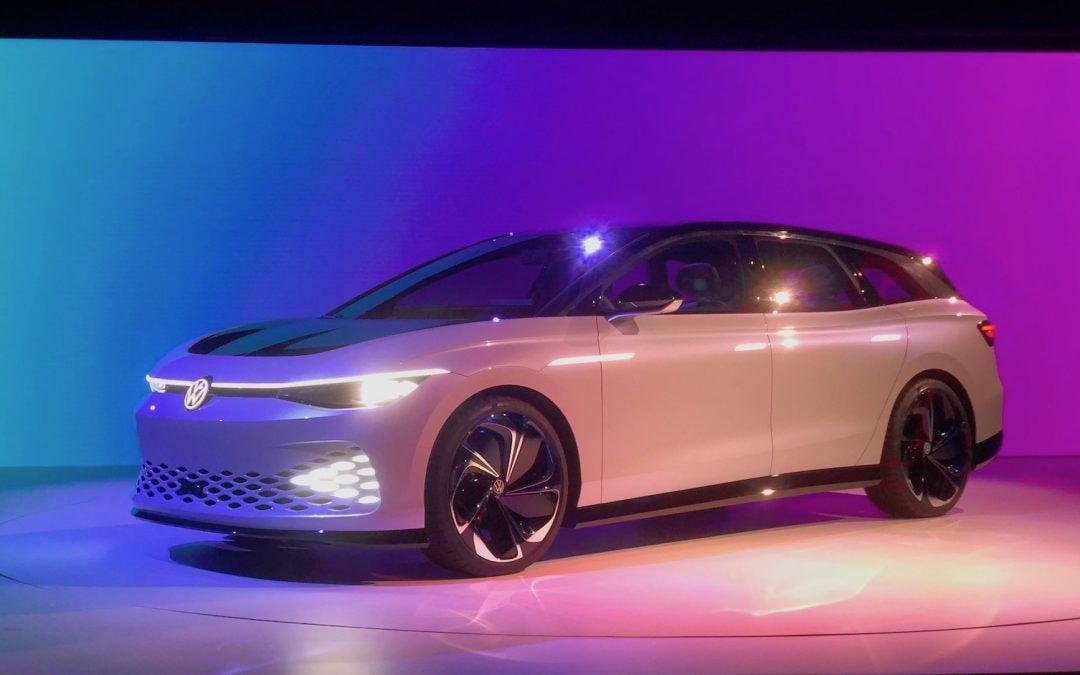 Volkswagen Concept IDs a Space Vizzion of the Future
