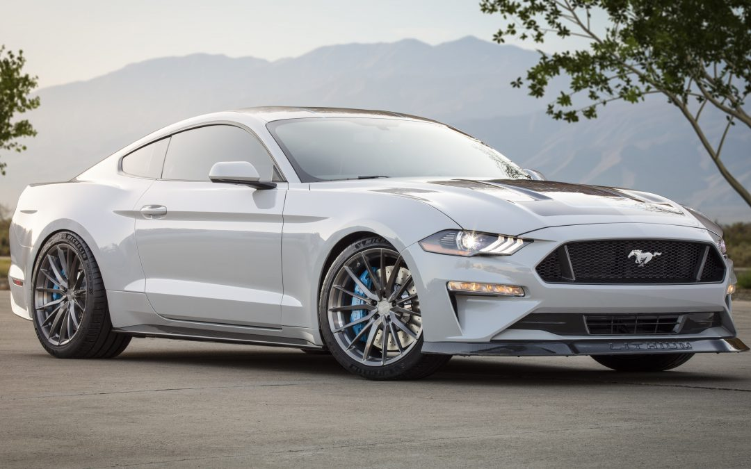 Webasto, Ford Team Up on All-Electric Mustang Coupe Concept
