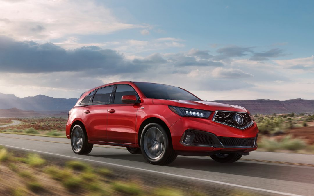 First Drive: 2020 Acura MDX AWD A-Spec