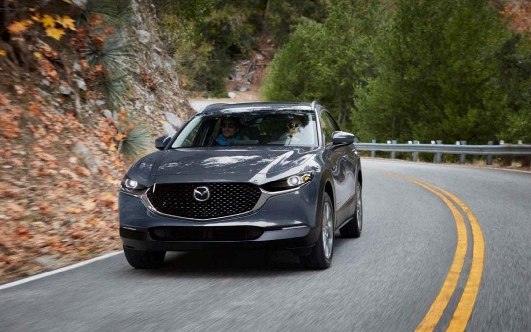 First Drive: 2020 Mazda CX-30