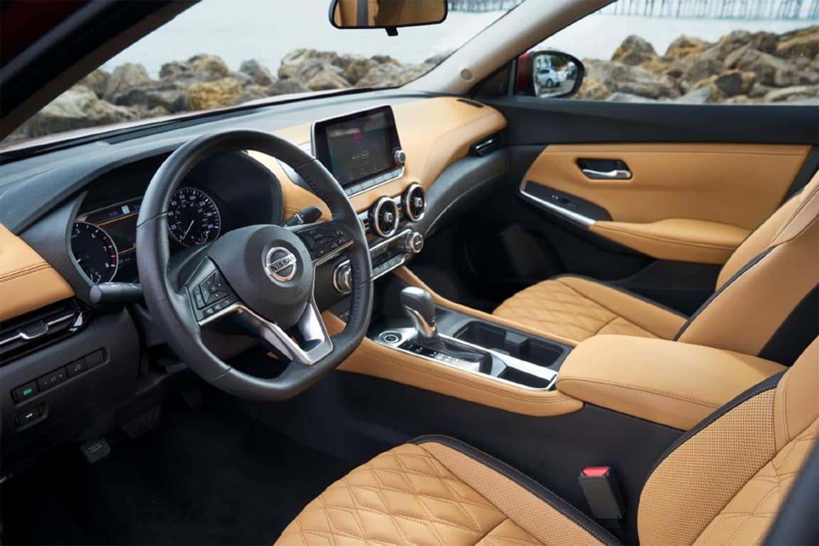 First Drive: 2020 Nissan Sentra | TheDetroitBureau.com