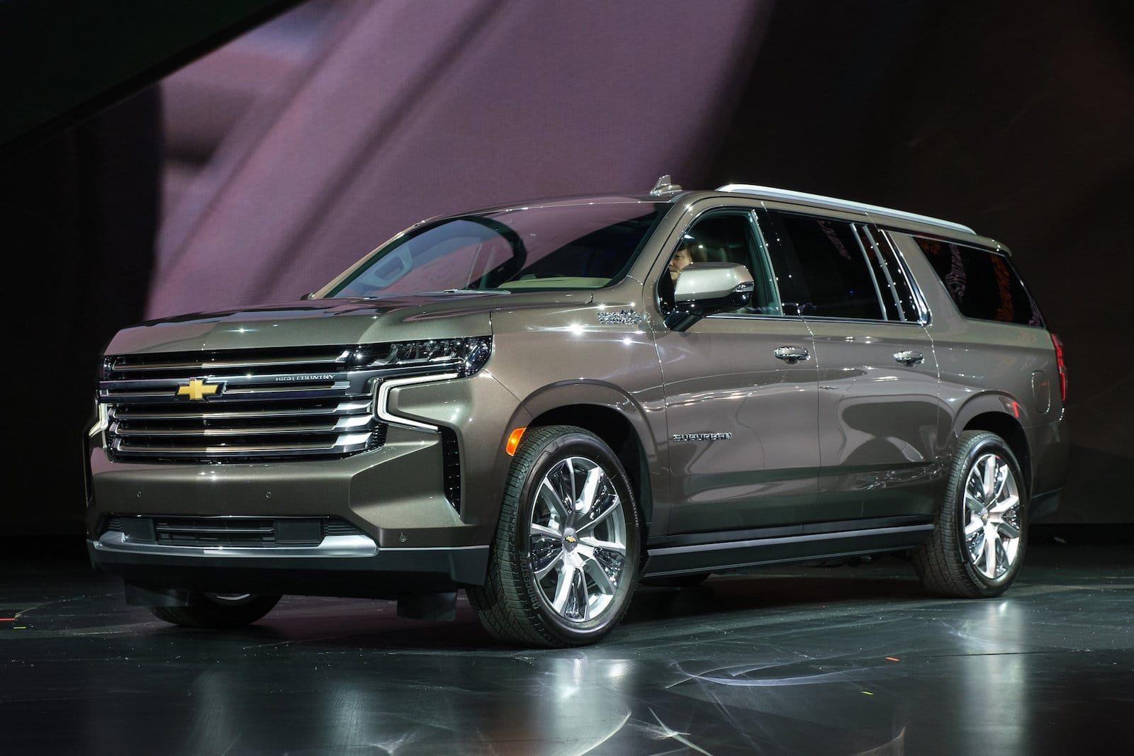 Chevrolet Unveils 2021 Suburban and Tahoe ...