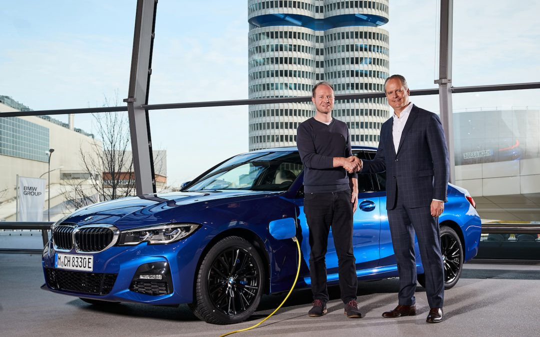 BMW Will Hit 500K Electrified Vehicles Sold Mark This Year