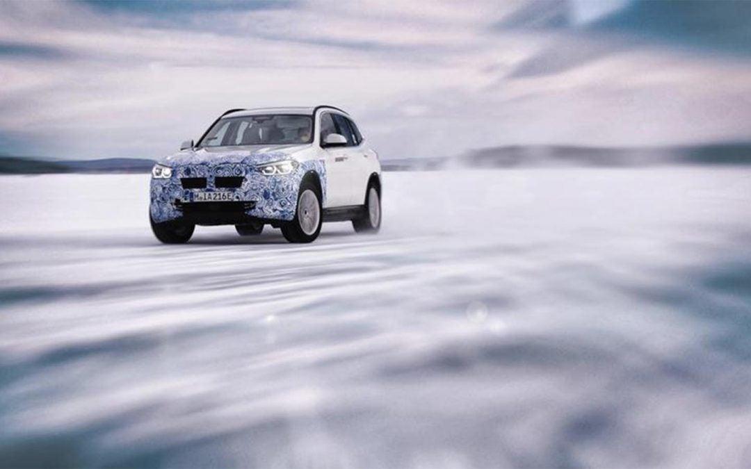 BMW Offers Insight on iX3, its 1st Long-Range Electric SUV