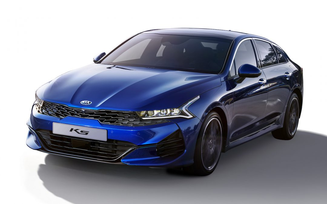 Kia Offers Closest Look Yet at New Optima – But Will it Get a New Name?