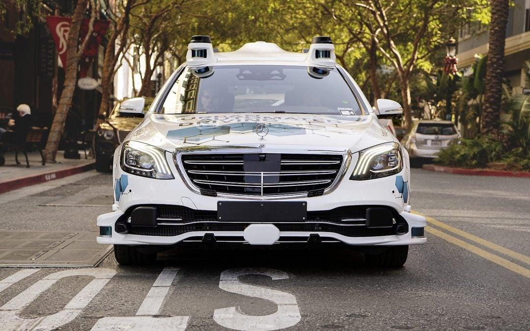 Mercedes-Benz, Bosch Partner on Autonomous Ride-Hailing Service