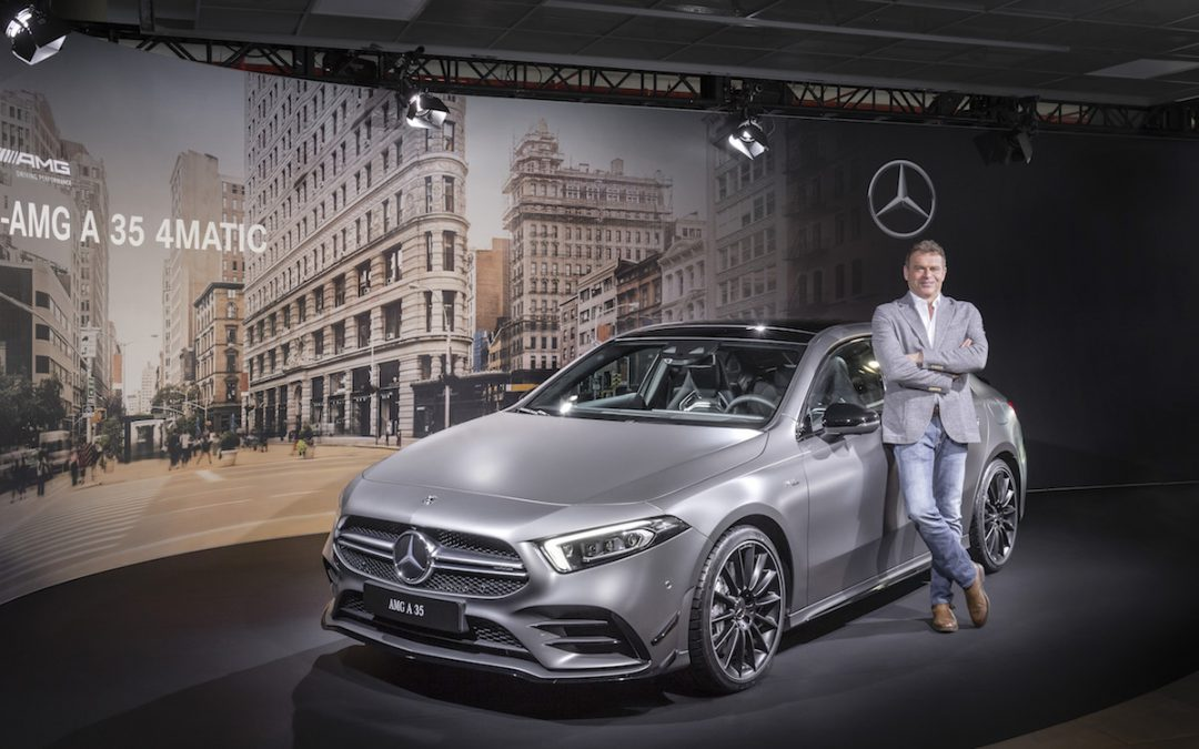 Mercedes-Benz Pulling Out of 2020 New York Auto Show