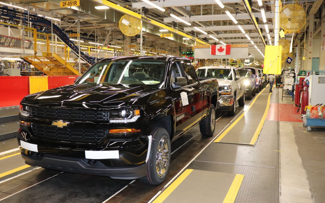 Unifor Members Ratify New Contract with GM