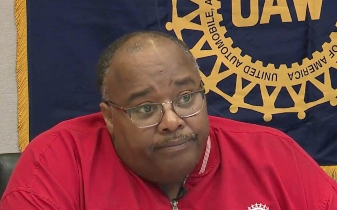 Federal Investigators Targeting UAW President Gamble