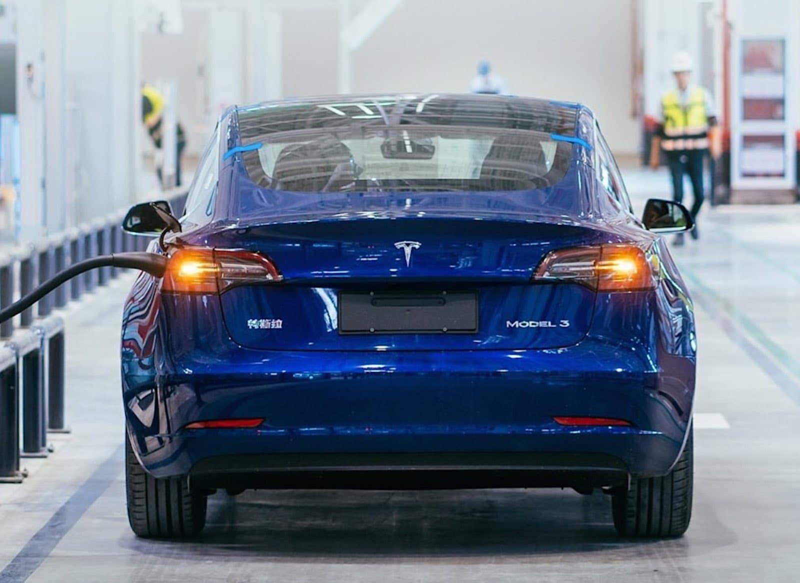 Tesla to Start Delivering China-Built Model 3 in China ...