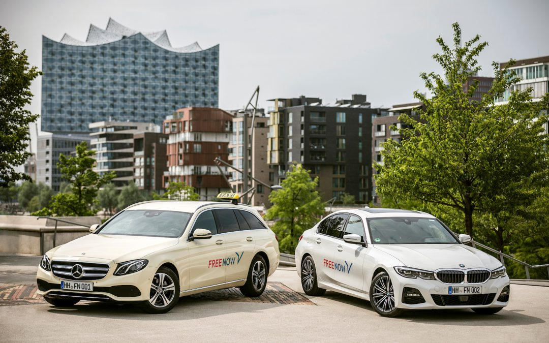 """BMW, Daimler Create """"Your Now"""" to Grow Mobility Ventures"""