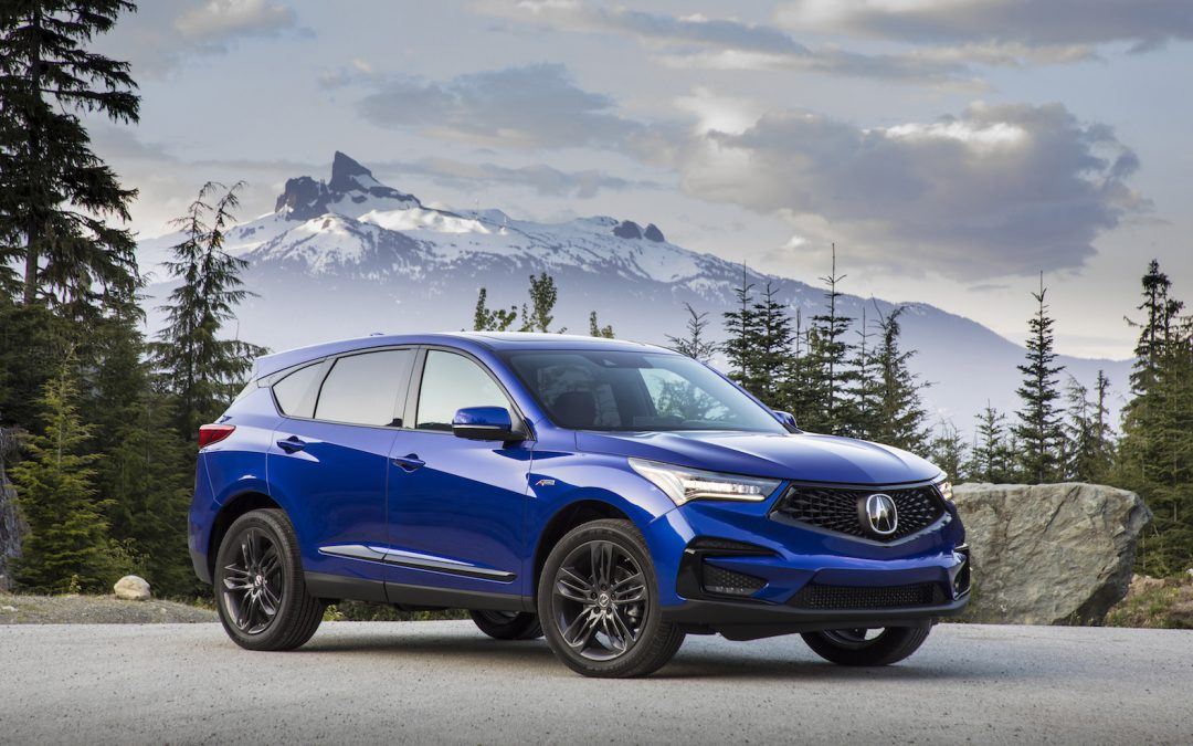First Drive: 2020 Acura RDX SH-AWD Advance