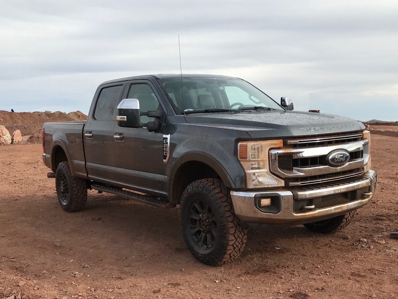 2020 Ford F250 Review