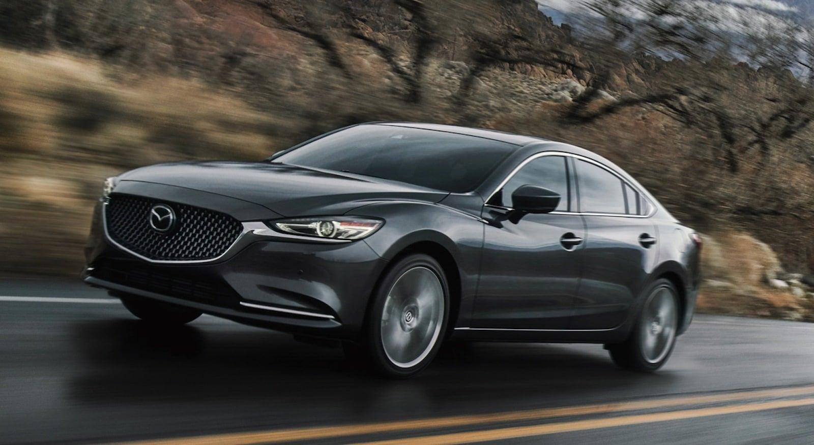 First Drive 2020 Mazda6 Signature The Detroit Bureau