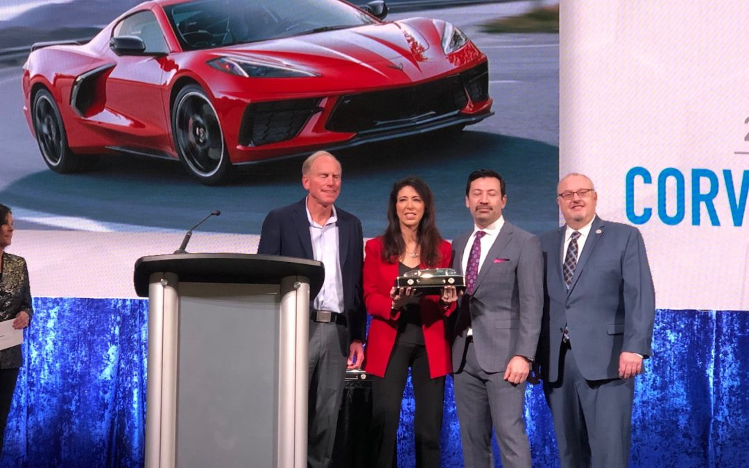 Corvette, Telluride and Gladiator Win North American Car, SUV and Truck Awards