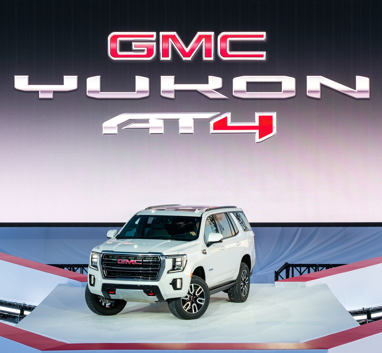 GMC Reveals Next-Gen Yukon and Yukon XL | TheDetroitBureau.com