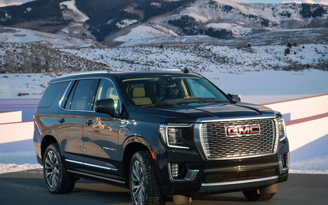 GMC Reveals Next-Gen Yukon and Yukon XL