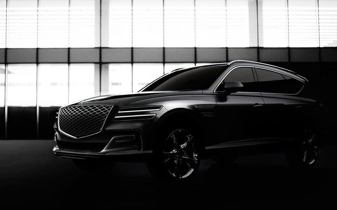 First Look: Genesis GV80 Luxury SUV