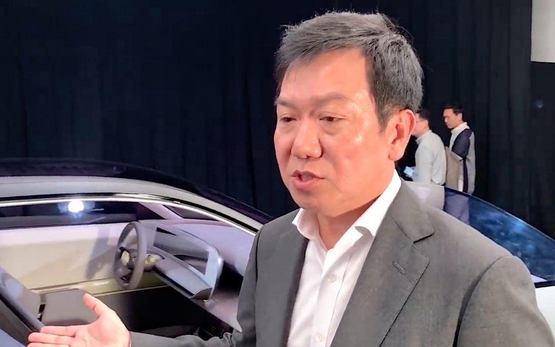 Genesis Set to Enter Luxury EV Market