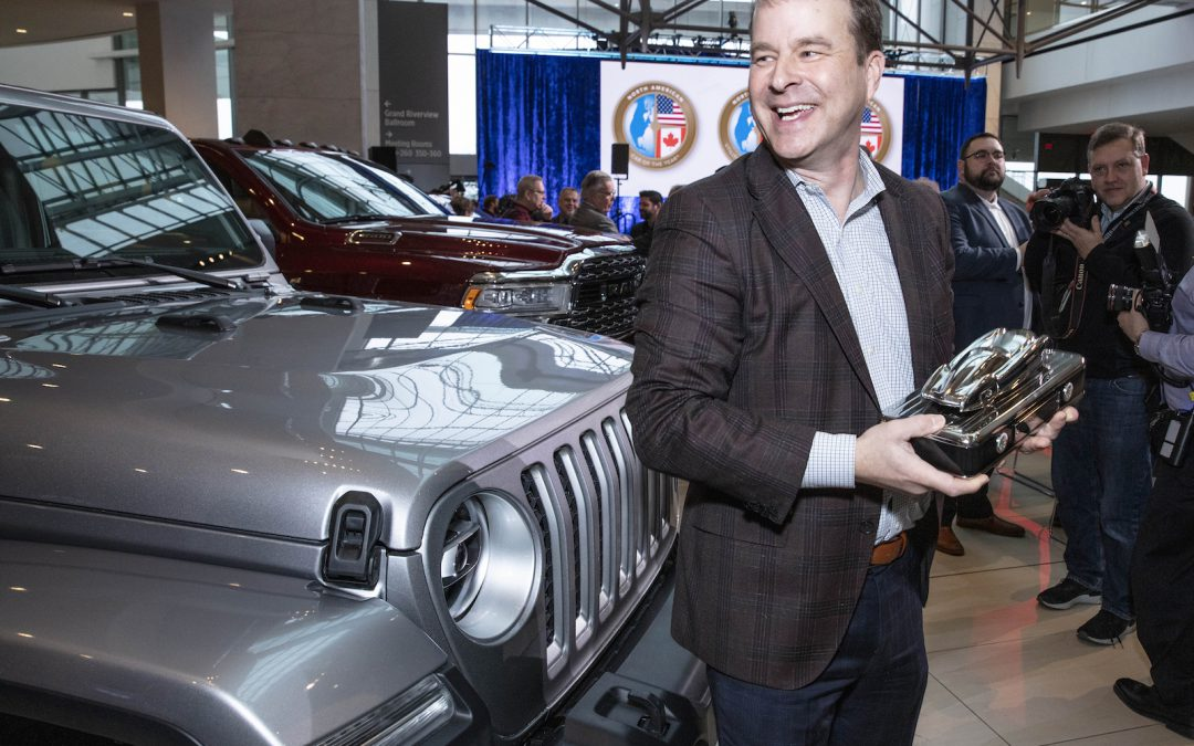 Truck of the Year Winner Jeep Gladiator Also a Mopar Star