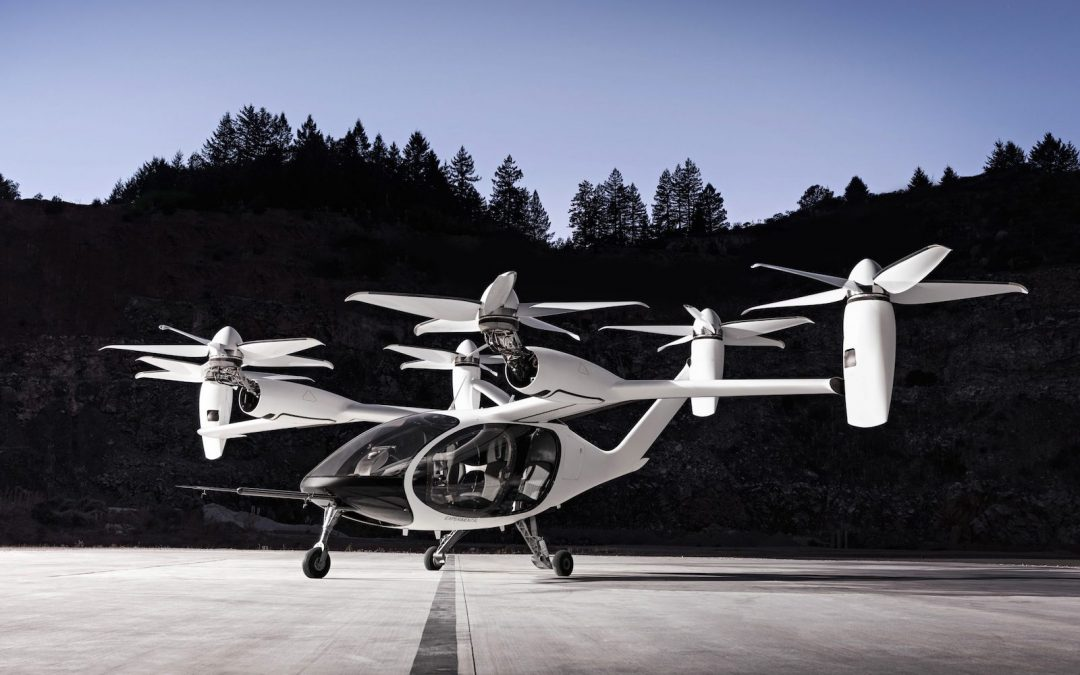 Flying Taxi Company Joby Listing on NYSE