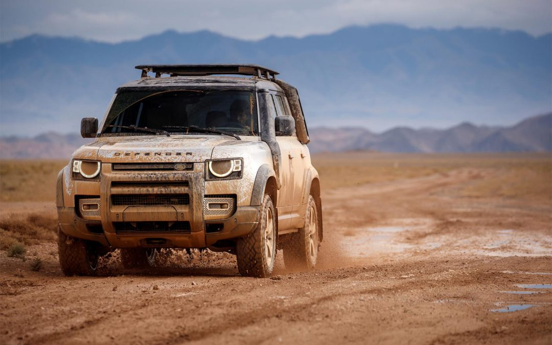 Land Rover Doubles Up to Increase Connectivity of New Defender