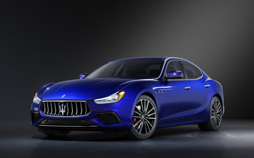 Maserati Conveys Its Electrification Plans