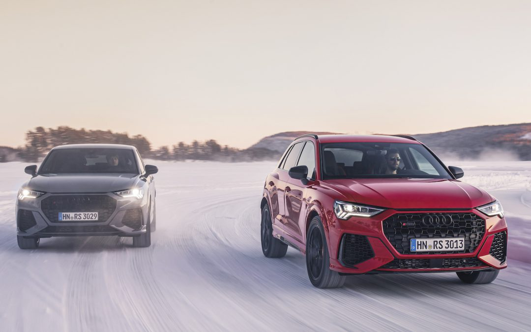 Audi Updates RS Q3 and RS Q3 Sportback for 2020